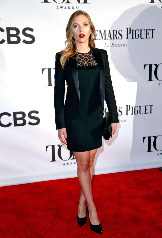 Watch Scarlett johansoon tony awards in new york city video