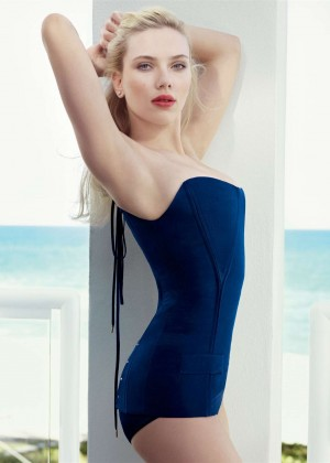 Scarlett Johansson: California Style Magazine -01