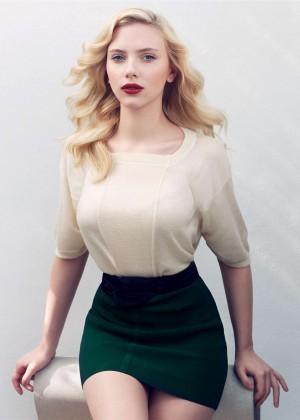 Scarlett Johansson: California Style Magazine -05