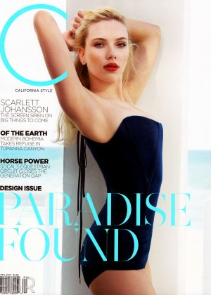 Scarlett Johansson: California Style Magazine -07
