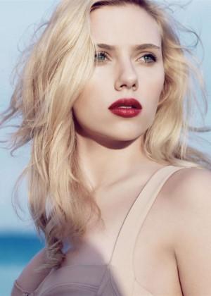 Scarlett Johansson: California Style Magazine -12