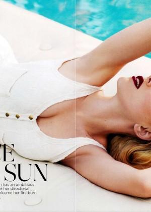 Scarlett Johansson: California Style Magazine -13