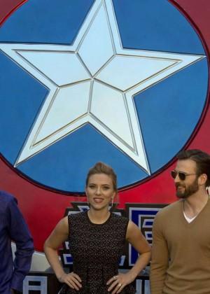 Scarlett Johansson: Captain America: The Winter Soldier premiere in Beijing -05