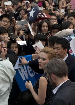 Scarlett Johansson: Captain America: The Winter Soldier premiere in Beijing -08