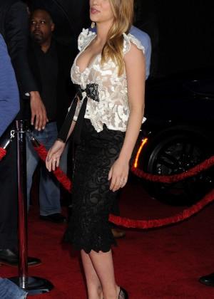 Scarlett Johansson - Captain America: The Winter Soldier Premiere -06