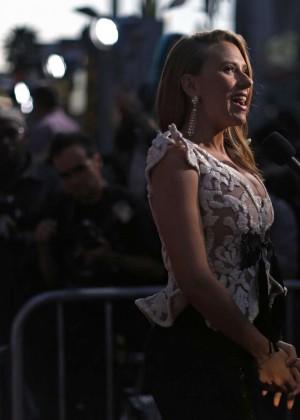 Scarlett Johansson - Captain America: The Winter Soldier Premiere -17