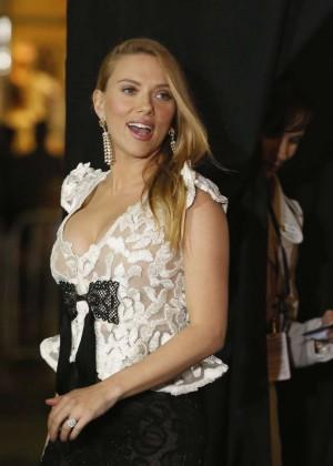 Scarlett Johansson - Captain America: The Winter Soldier Premiere -27