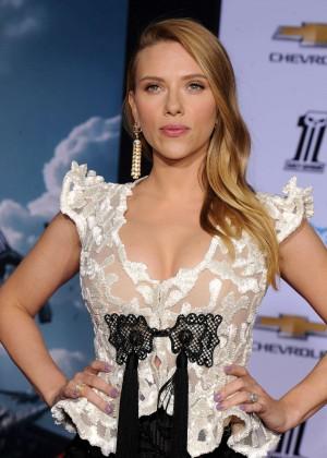 Scarlett Johansson - Captain America: The Winter Soldier Premiere -37