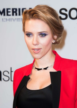 Scarlett Johansson - Captain America: The Winter Soldier Premiere -06