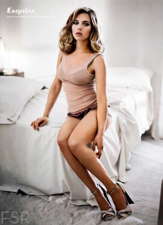 Scarlett Johansson: Esquire Magazine (November 2013) -01