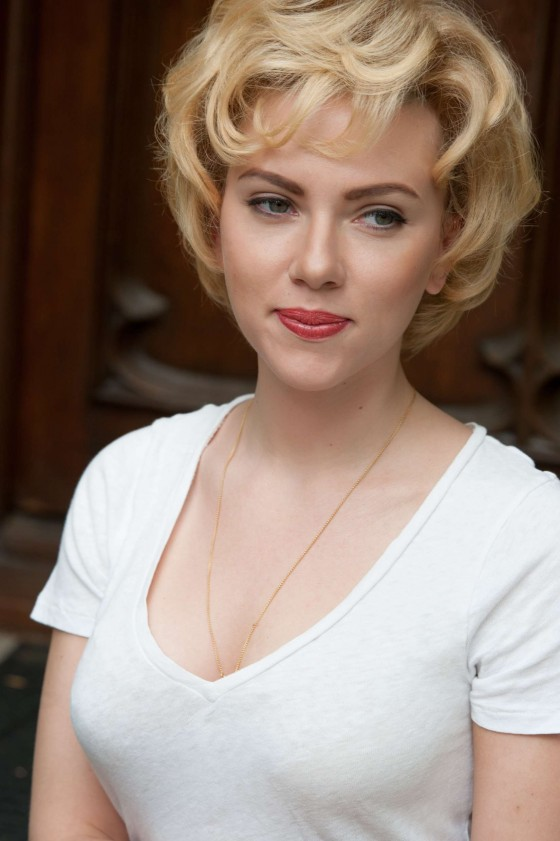 Scarlett Johansson - Hitchcock Pics -34
