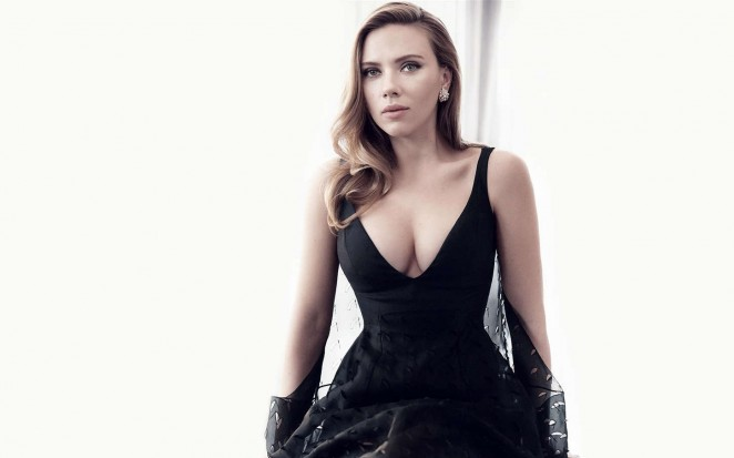 Scarlett Johansson Hot Wallpapers