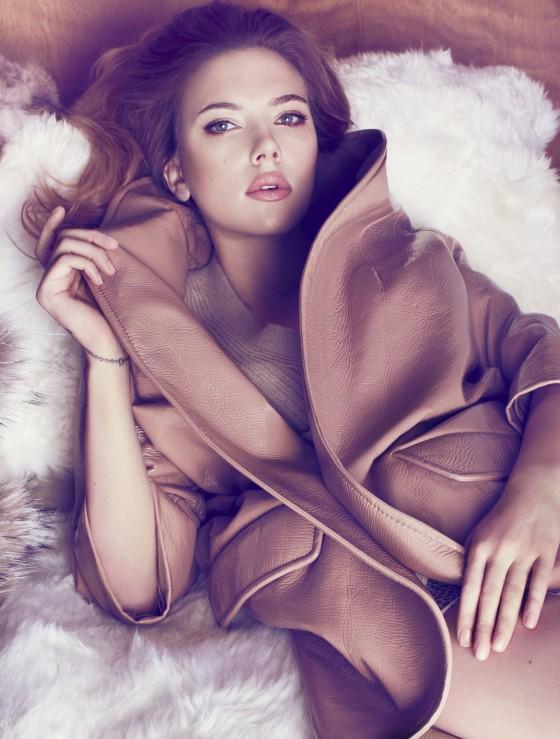 Scarlett Johansson – Marie Claire Magazine -04