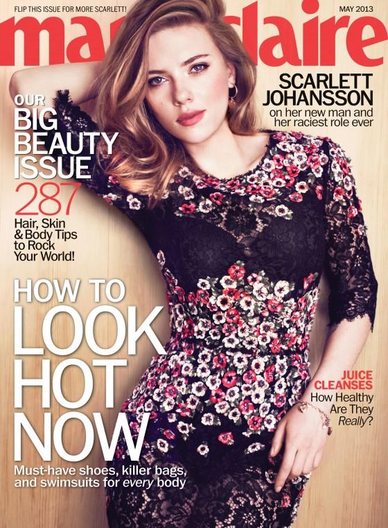 Scarlett Johansson – Marie Claire Magazine -06