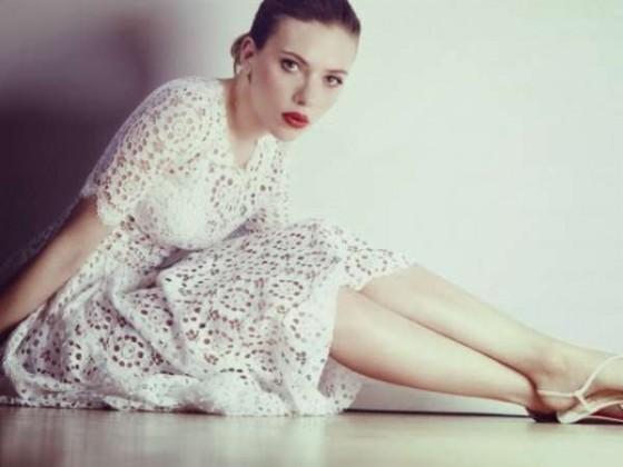 Scarlett Johansson: Marie Claire UK -01