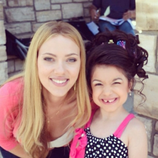 Scarlett Johansson: Personal Instagram Pics -06 - GotCeleb Scarlett Johansson Instagram