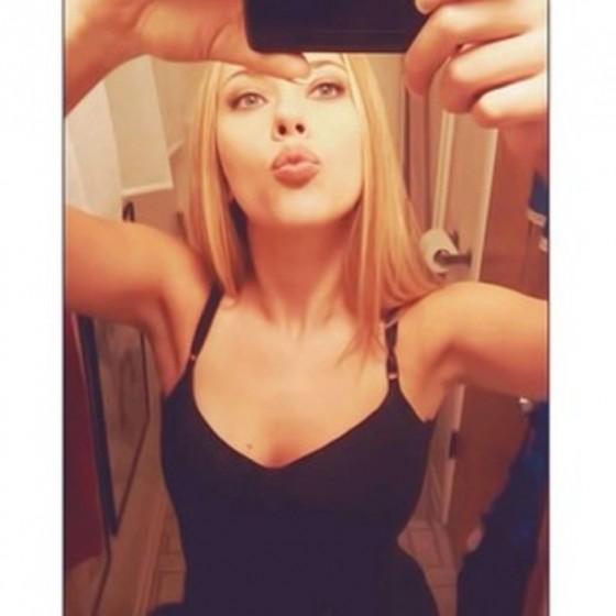 Scarlett Johansson: Personal Instagram Pics -09 - GotCeleb Scarlett Johansson Instagram