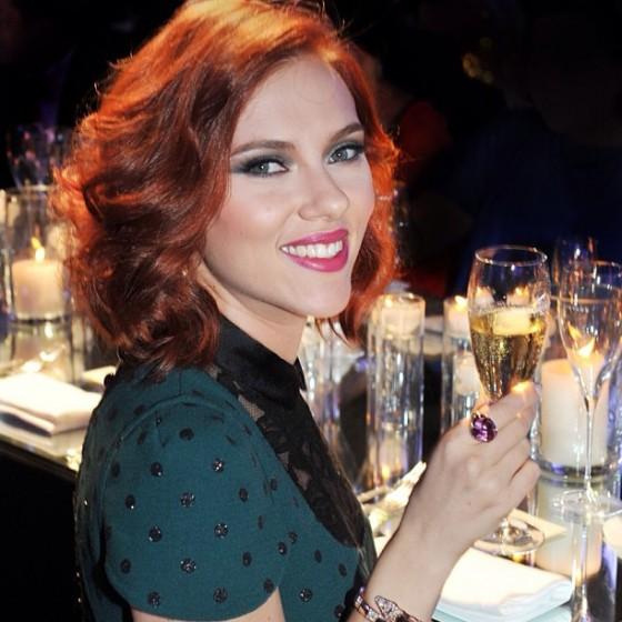 Scarlett Johansson: Personal Instagram Pics -15 - GotCeleb Scarlett Johansson Instagram
