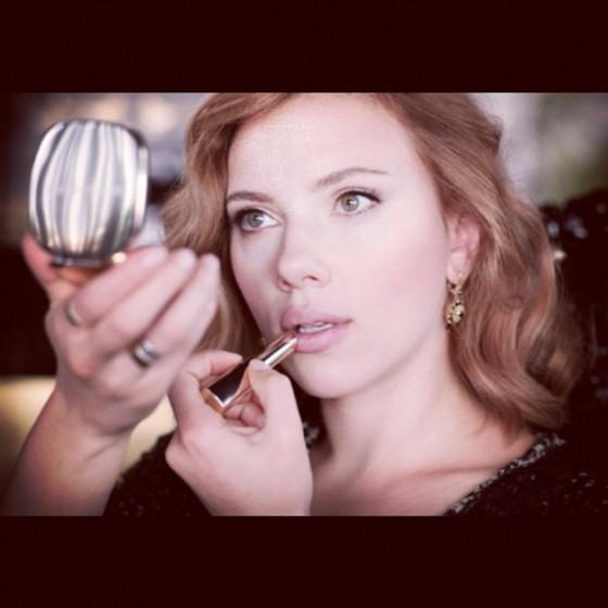 Scarlett Johansson: Personal Instagram Pics -18 - GotCeleb Scarlett Johansson Instagram