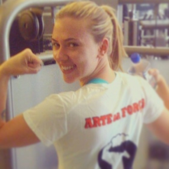 Scarlett johansson personal instagram pics 23 gotceleb