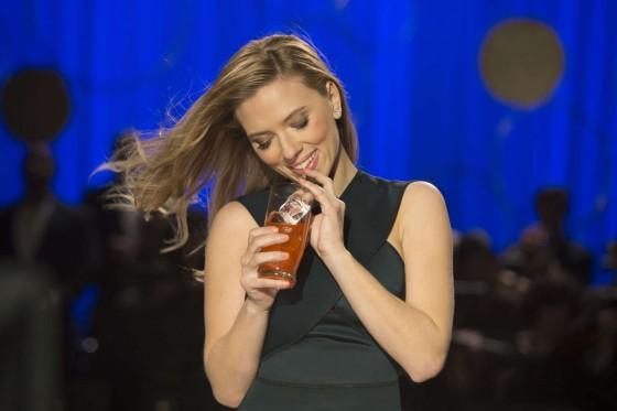 Scarlett Johansson: SodaStream 2014 Campaign -05