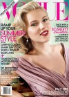 Scarlett Johansson Cover Girl for Vogue Magazine - May 2012 issue