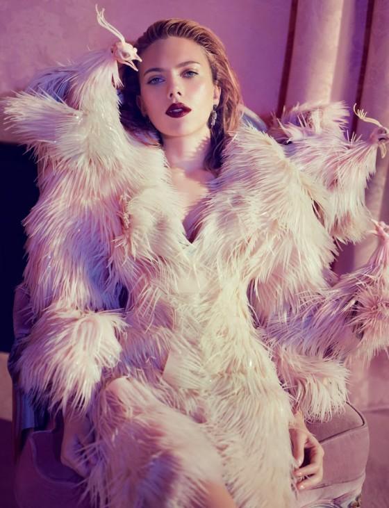 Scarlett Johansson: Vogue Mexico 2013 -02