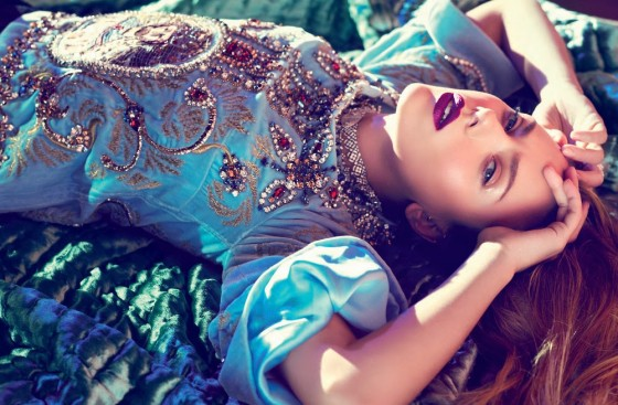 Scarlett Johansson: Vogue Mexico 2013 -04