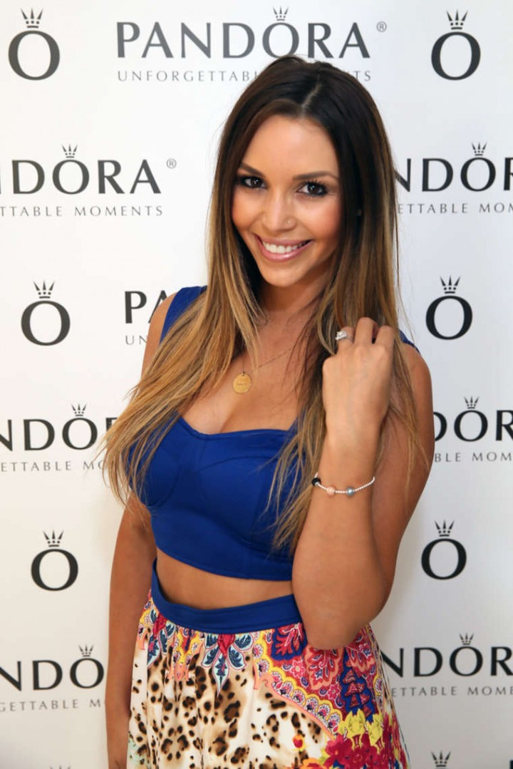 Scheana Marie - HBO Luxury Lounge Featuring PANDORA Jewelry in Beverly Hills