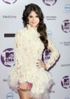 Selena Gomez - 2011 MTV Europe Music Awards-10