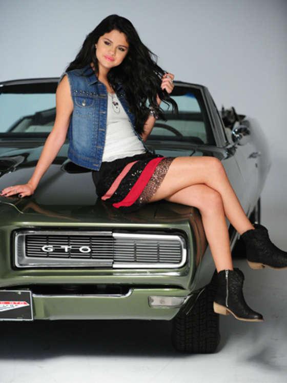 Selena Gomez � 2012 Dream Out Loud Fall Photoshoot