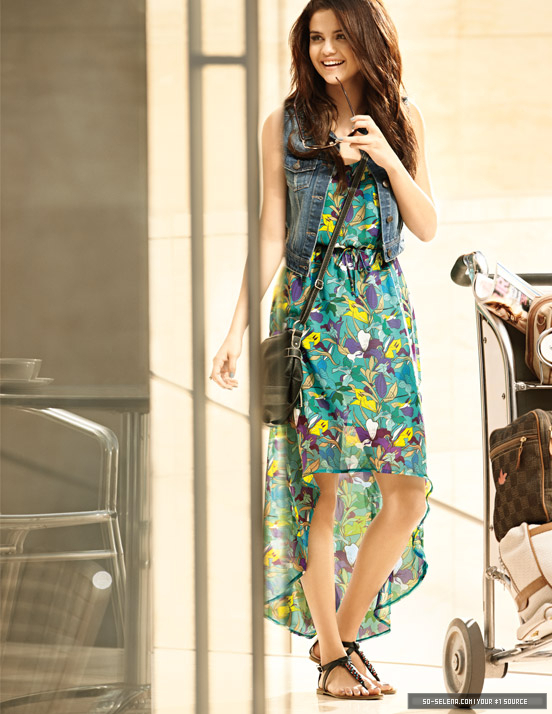 Selena Gomez – 2013 Dream Out Loud Spring Collection -04