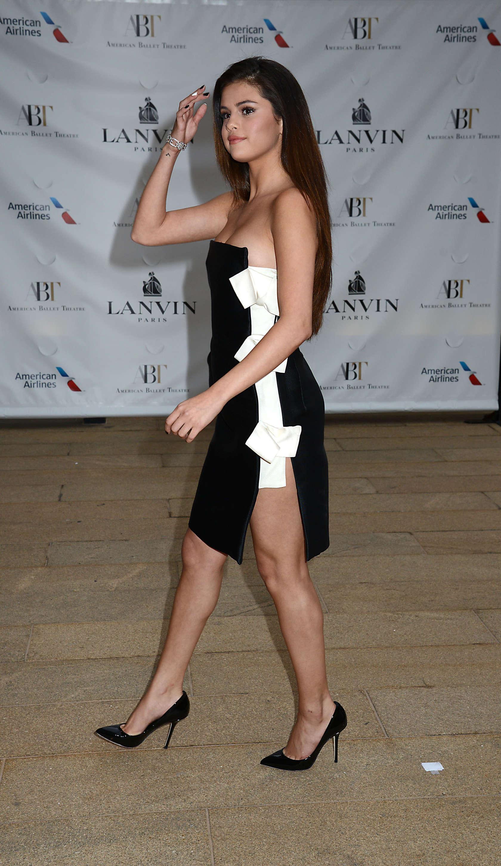 Selena Gomez 2014 American Ballet Theatre 21 Gotceleb