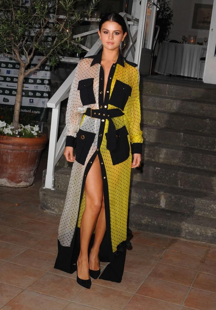 Selena Gomez: 2014 Ischia Global Festival -04