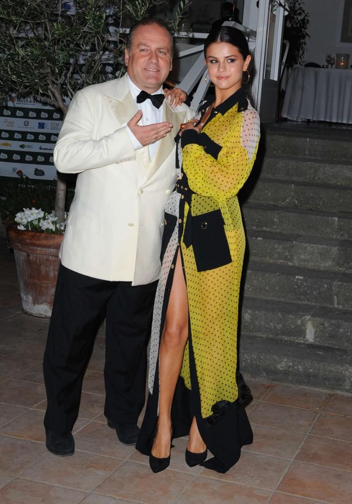 Selena Gomez: 2014 Ischia Global Festival -16