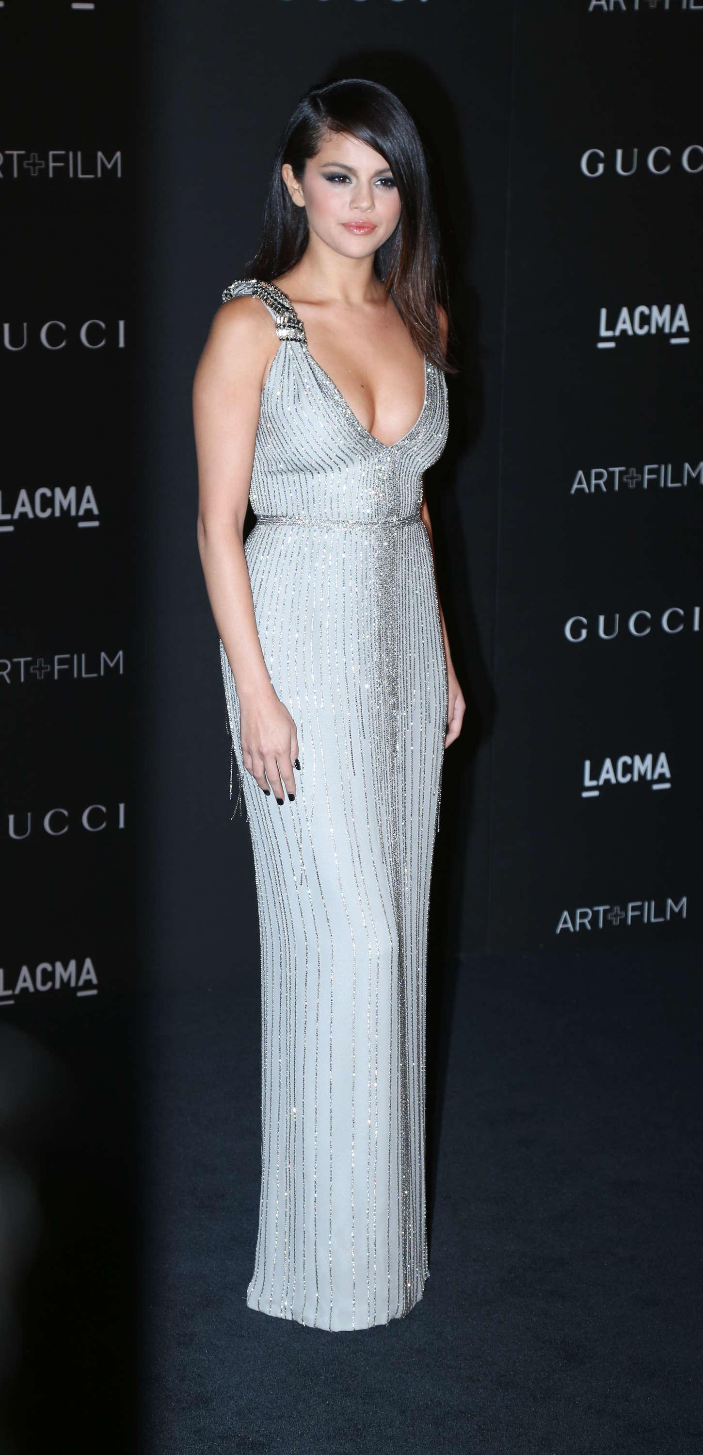 Selena Gomez: LACMA Art and Film Gala 2014 -17 - GotCeleb Rihanna
