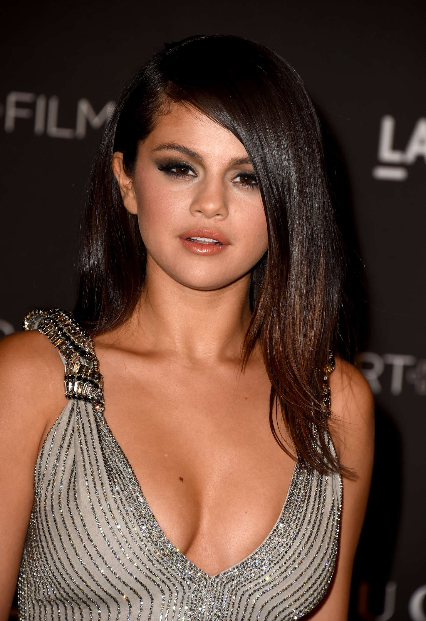 Selena Gomez: LACMA Art and Film Gala 2014 -52 - GotCeleb