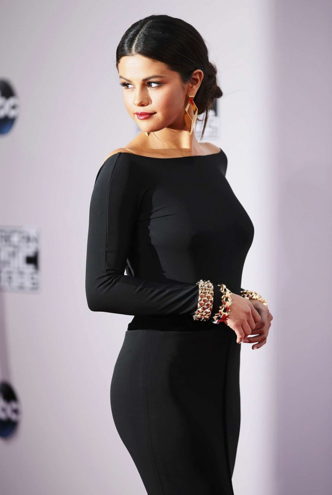 Selena Gomez - 2014 American Music Awards in LA
