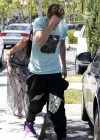 Selena Gomez and Justin Bieber - Paparazzi accident-11