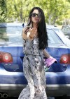 Selena Gomez and Justin Bieber - Paparazzi accident-13