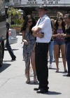 Selena Gomez and Justin Bieber - Paparazzi accident-18