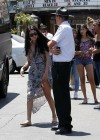 Selena Gomez and Justin Bieber - Paparazzi accident-23
