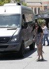 Selena Gomez and Justin Bieber - Paparazzi accident-27