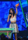 Selena Gomez at 2012 Annual Nickelodeon Kids Choice Awards-05