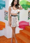 Selena Gomez at 2012 Annual Nickelodeon Kids Choice Awards-16