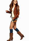 Selena Gomez photoshoot for Case Mate Ad Campaign 2012