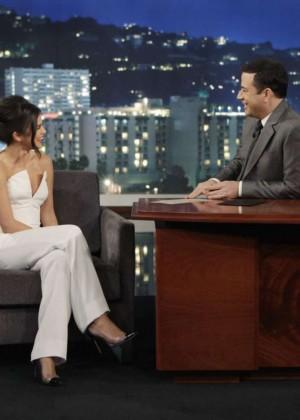 Selena Gomez: Jimmy Kimmel Live -04