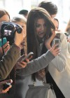 Selena Gomez - at the BBC - Radio 1 station -08