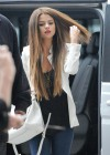 Selena Gomez - at the BBC - Radio 1 station -13