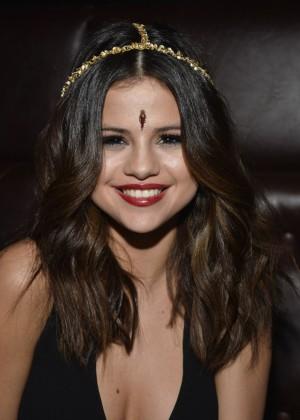 Selena Gomez: Beats 2014 Music Launch Party -01